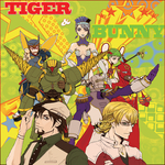 tiger and bunny colored by unojune