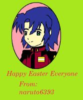 Athrun Easter Egg by naruto6393