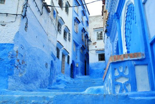 Chefchaouen, Maroc #3 by russiansphinx