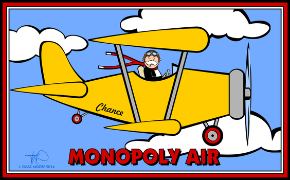 Monopoly Air by jonizaak