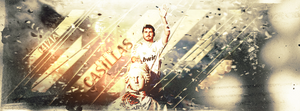 Iker Casillas - manip by ElMarka