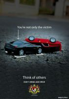 don't drink drive_ print ad by salmizulaikha