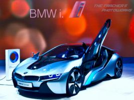BMW Concept i8 by thetrackers