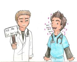 why we love SCRUBS by notanotherzombie
