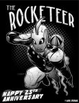 the Rocketeer by lordmesa