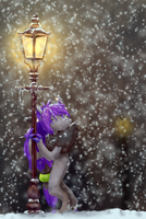 A winter's Eve by Dipschtick