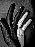 Hand Of Contrast by Adomius