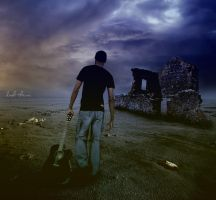 Farther away by Ahmed-R-Shalaby