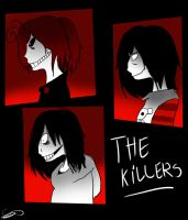 The killers .:+Speedpaint:. by Call-Them-Back