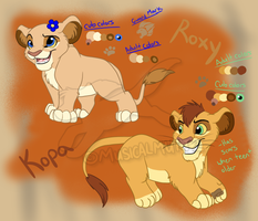 The Future King And His Guard -OLD sheet- by Musicalmutt2