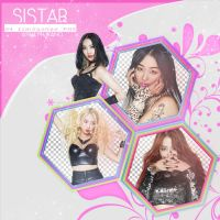 + PHOTOPACK - SISTAR (PNG) by Ashlyhwang