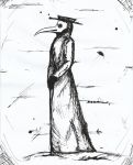 Doctor of the Plague by Willowwolf23