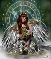 Magic Angel by tinca2