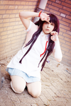 Cosplay - Tsumiki Mikan by Evadoll