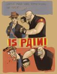 TF2 doodle comic by vilssonify