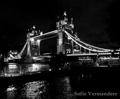 London Tower Bridge by Live-your-own-way