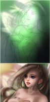 Some of the process by RikaMello