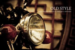 Old Style by W4750n