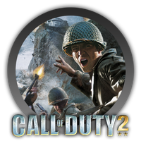 Call of Duty 2 - Icon by Blagoicons