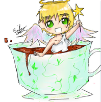 Iggy In a Teacup by BlackDiamond13