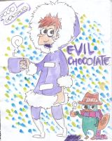 ::EVIL CHOCOLATE:: by rompopita