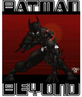 Batman Beyond by lordmesa