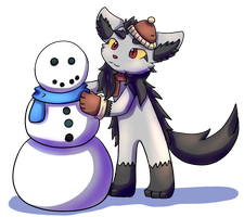 Snowman freind by CleverConflict