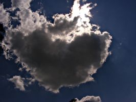 Heart In the Sky by JeremyC-Photography