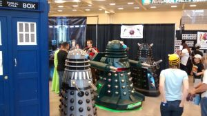 Niagara Falls Comicon - EXTERMINATE! by TheWarRises