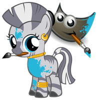 GIMP Pony icon by Nerve-Gas