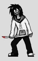 Jeff the Killer by EsronGrobyc