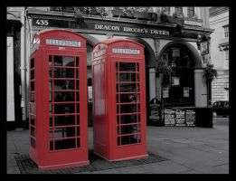 The Ballad Of The Red Booths by georgianna