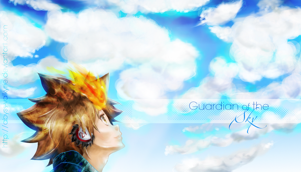 KHR-Guardian of the sky by Abyss-Valkyrie