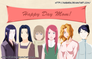 Happy Day Mom! by 18JTSG