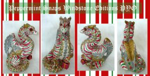 Peppermint Snaps Christmas Edition PYO by Eviecats