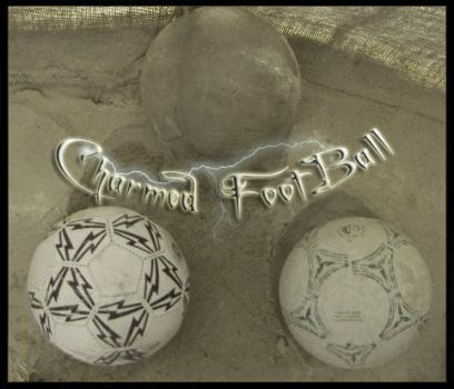charmed football by AGreat