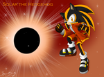 Solar the Hedgehog :PF: by WhiteFire-Inc