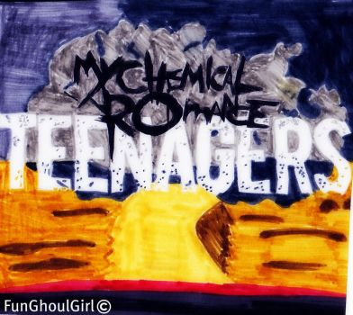 Teenagers Cover by FunGhoulGirl