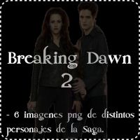 Pack 6 imagenes png de Breaking Dawn 2. by Carol05