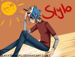 2D - Stylo by BlackWorufu