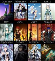 2011 Overview by Kairi-H