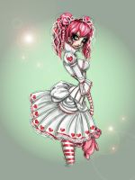 Emilie Autumn by NoFlutter