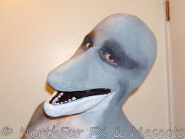 Dolphin Muzzle by NorthFurFX