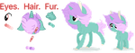 MLP OTA OPEN ADOPT CLOSED by StarshipXD