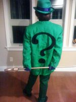 My Riddler Cosplay 2 by theEmperorofShadows