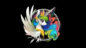 Just Celestia by Cenit-v