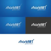 Sharkart LOGO design by semyk3