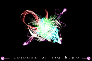 Colours of my Head by CeryniArtwork