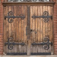 Medieval Door Texture 01 by goodtextures