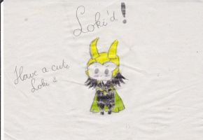 chibi!Loki by Roxy-Guilty